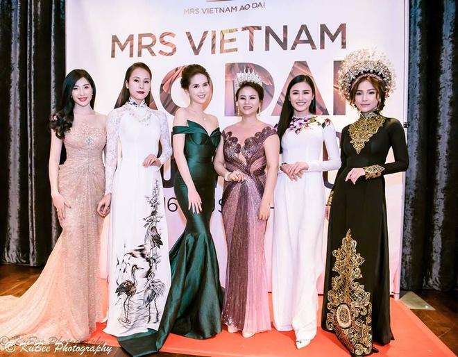 Vuong mien Hoa hau Ao dai Viet Nam tai My da co chu nhan hinh anh 5
