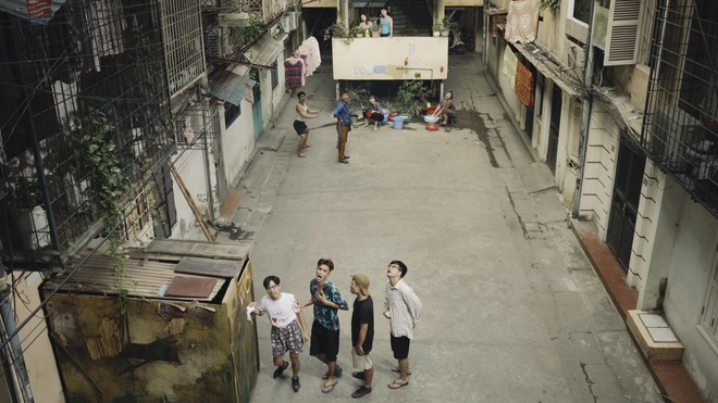 'Su tu Ha Dong' Diem Huong dong clip ve chung cu cu o Ha Noi hinh anh 1