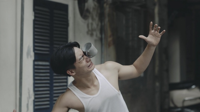 'Su tu Ha Dong' Diem Huong dong clip ve chung cu cu o Ha Noi hinh anh