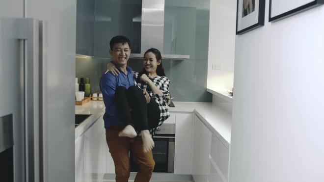 'Su tu Ha Dong' Diem Huong dong clip ve chung cu cu o Ha Noi hinh anh 4