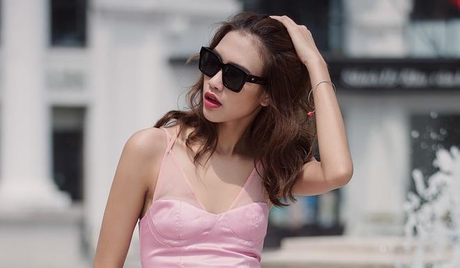 Loat fashionista Viet chuong sac hong trong street style hinh anh