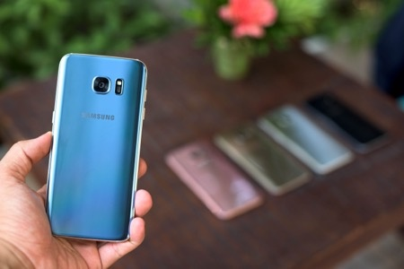 Samsung ky vong vao S7 Blue Coral dip cuoi nam hinh anh 4