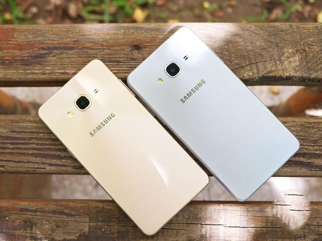 5 mau Samsung Galaxy doi cu van duoc ua chuong tai Viet Nam hinh anh