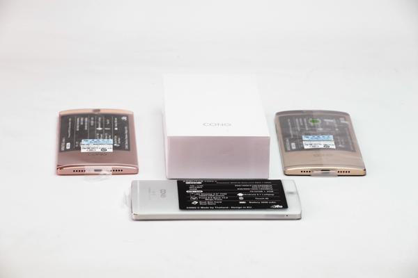 Arbutus Cong C: RAM 3 GB, bao mat van tay da dung hinh anh 3