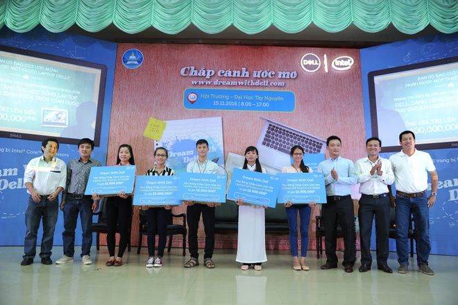 Dream with Dell anh 1