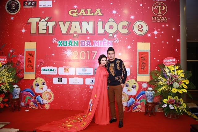 Lam Phi Quynh dau tu lon cho tiet muc mo man Tet Van Loc hinh anh 3