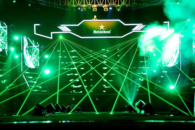 Heineken Green Room anh 1