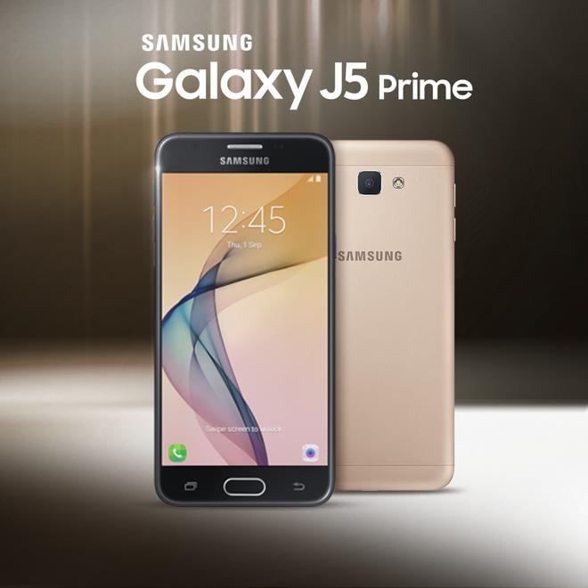 Mua Galaxy J5 Prime online, nhan qua hon 1 trieu dong hinh anh 1