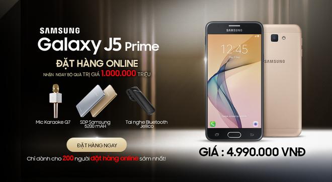 Mua Galaxy J5 Prime online, nhan qua hon 1 trieu dong hinh anh 4