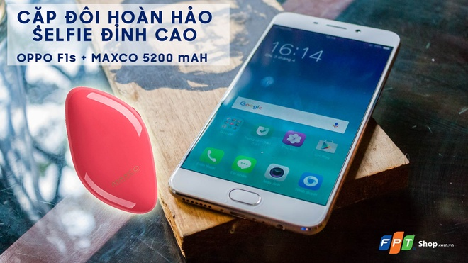 Oppo F1s,  FPT Shop anh 2