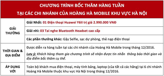 Co hoi trung bo qua 100 trieu dong khi mua smartphone Huawei hinh anh 4