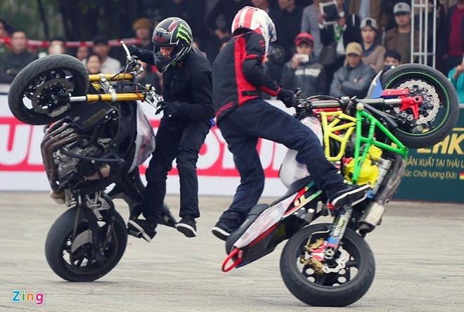 Nhung ung cu vien nang ky giai dua xe moto tai Binh Duong hinh anh 3