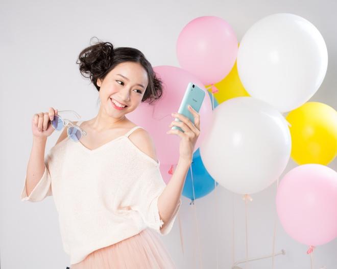 3 smartphone Huawei chuyen selfie hinh anh 2