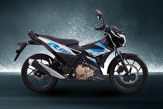 2 mau moto the thao noi bat cua Suzuki nam 2016 hinh anh 1
