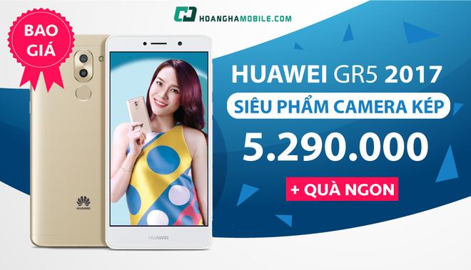 Huawei P9,  Huawei GR5 2017 anh 1