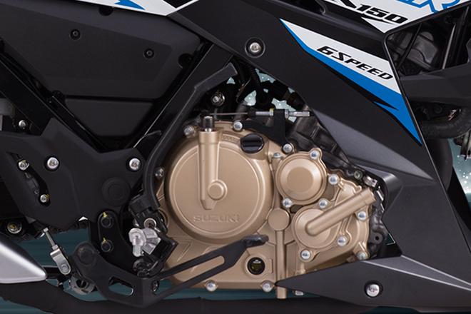 2 mau moto the thao noi bat cua Suzuki nam 2016 hinh anh 2