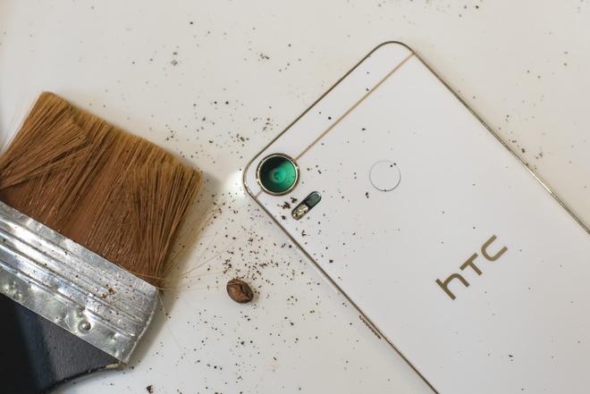 HTC Desire 10 Pro: Smartphone tam trung RAM 4 GB hinh anh 1