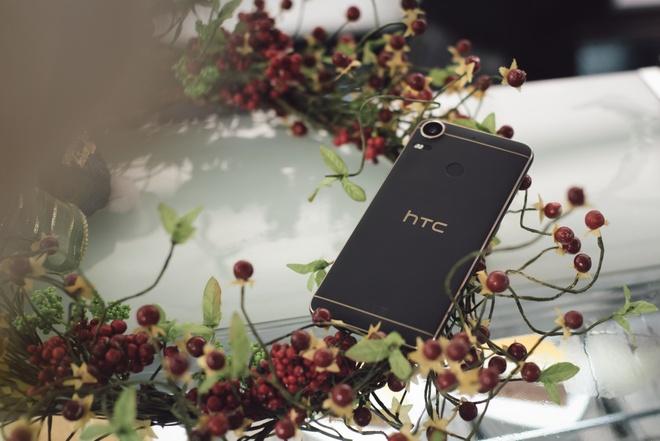 HTC Desire 10 Pro: Smartphone tam trung RAM 4 GB hinh anh 2