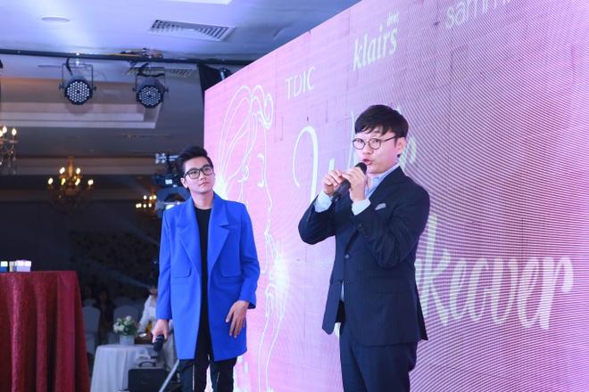 Beauty blogger Ha thanh hoi ngo trong 'Winter Makeover' hinh anh 1