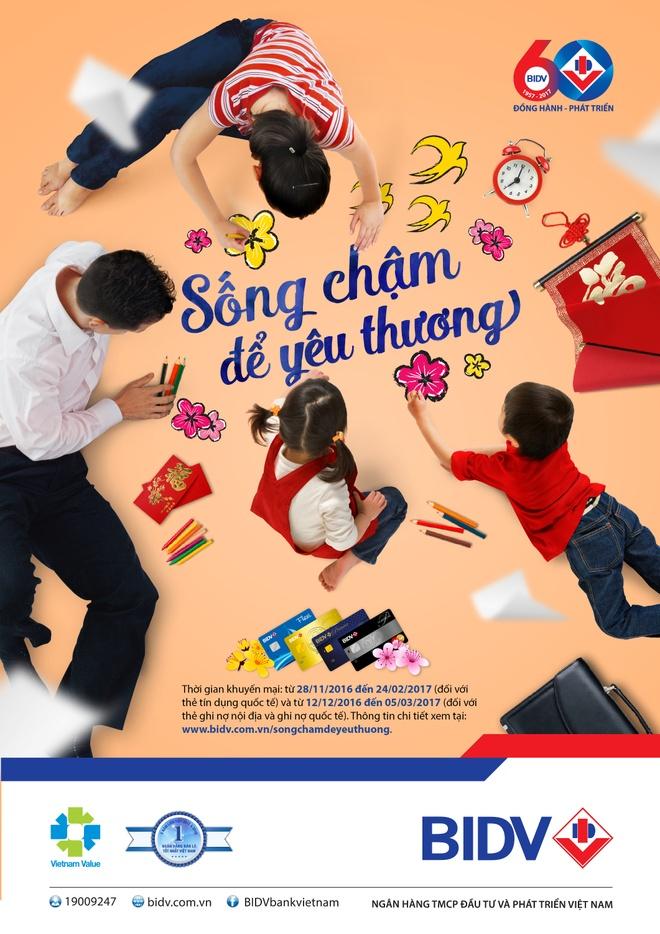 BIDV to chuc cuoc thi 'Luu giu khoanh khac yeu thuong' hinh anh 1
