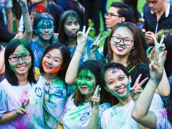 The Open Day 2016: Thap sang cung hon 3.000 sinh vien DH Mo hinh anh