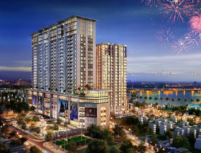 Sun Group mo ban Sun Grand City Thuy Khue Residence hinh anh