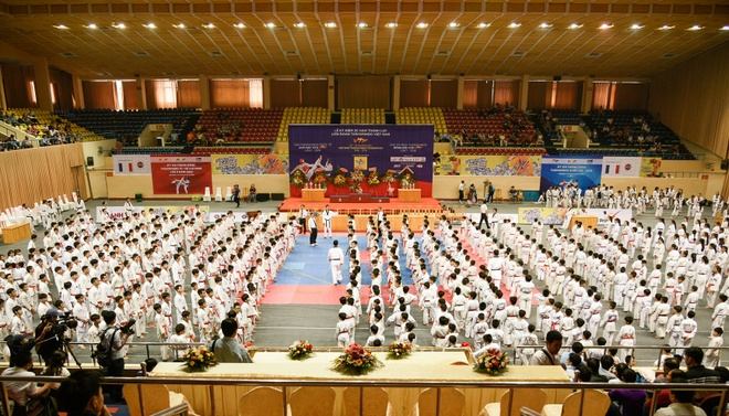 Lien doan Teakwondo Viet Nam,  Nhua Long Thanh anh 1