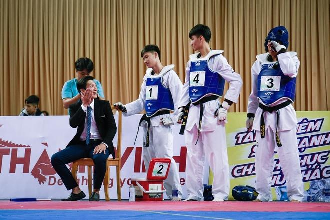 Lien doan Teakwondo Viet Nam,  Nhua Long Thanh anh 2