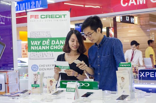 'Xuan don van may, trung iPhone 7' khi vay voi FE CREDIT hinh anh 3