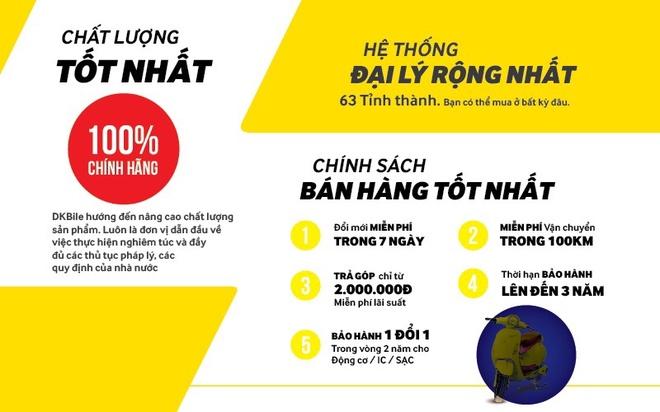 DKBike uu dai 'Xe dien sang chanh - qua Tet that banh' hinh anh 3