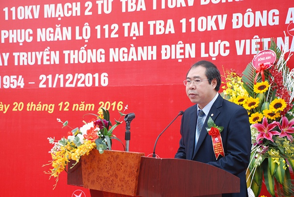 Hoan thanh duong day dien 110 kV Dong Anh - Van Tri hinh anh 2
