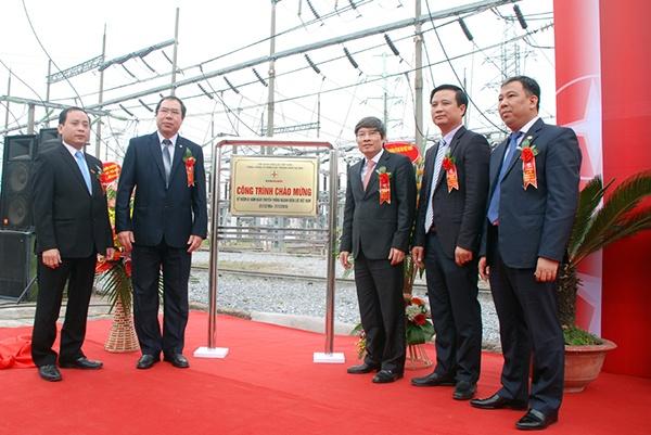 Hoan thanh duong day dien 110 kV Dong Anh - Van Tri hinh anh 3