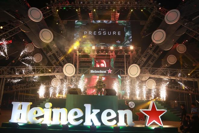 Hang nghin khan gia Can Tho het minh tai Heineken Green Room hinh anh 6