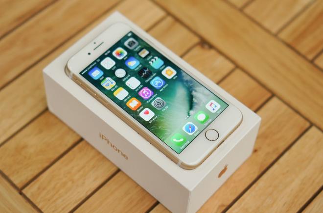 iPhone 7 tra gop tu 9,2 trieu dong hinh anh