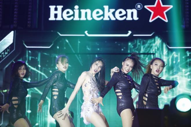 Heineken,  Heineken Green Room anh 2