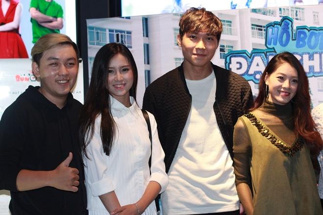 Bum TV ra mat phim sitcom 'Ho boi dai chien' hinh anh