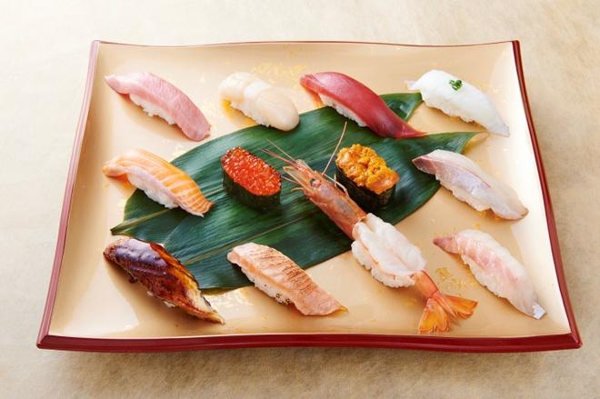 Chiyoda sushi mang tinh hoa am thuc Nhat Ban den Viet Nam hinh anh 1