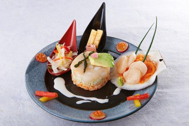 Chiyoda sushi mang tinh hoa am thuc Nhat Ban den Viet Nam hinh anh 4