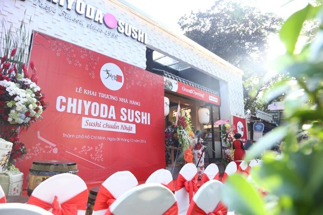 Chiyoda sushi mang tinh hoa am thuc Nhat Ban den Viet Nam hinh anh 7