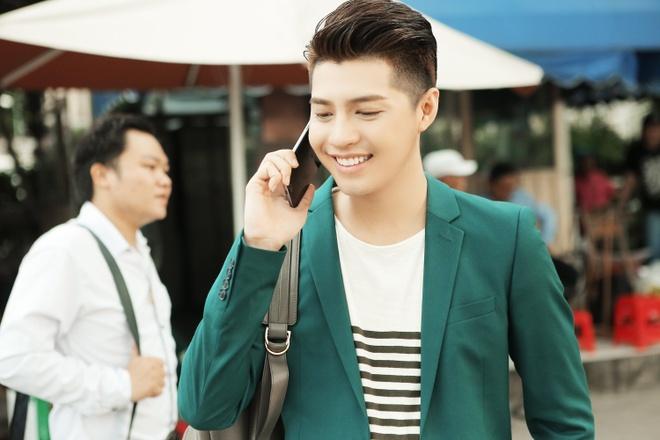 Noo Phuoc Thinh lan dau dong phim ngan Tet hinh anh 3