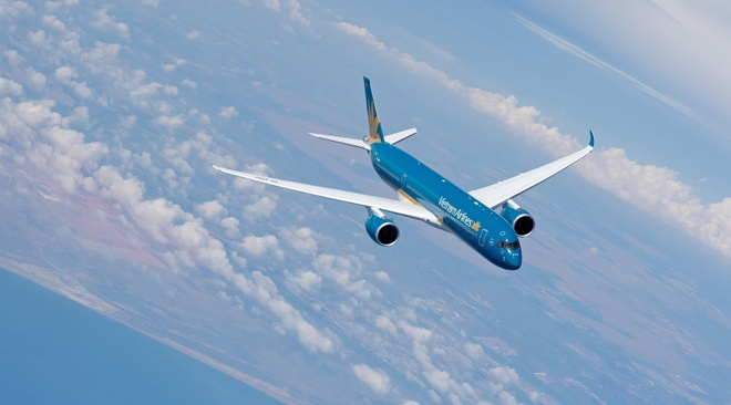 Can canh doi tau bay hien dai cua Vietnam Airlines hinh anh 2
