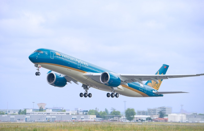 Can canh doi tau bay hien dai cua Vietnam Airlines hinh anh 3