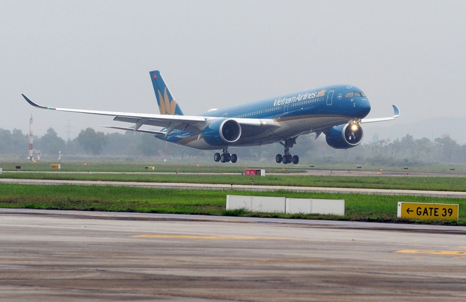 Can canh doi tau bay hien dai cua Vietnam Airlines hinh anh 4