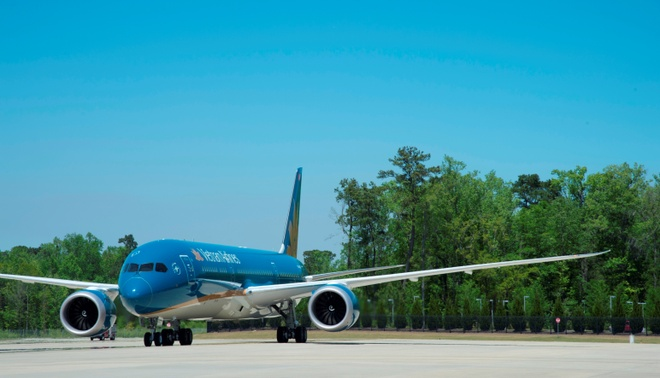 Can canh doi tau bay hien dai cua Vietnam Airlines hinh anh 5
