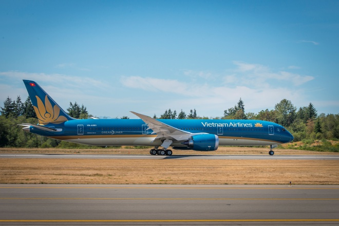 Can canh doi tau bay hien dai cua Vietnam Airlines hinh anh 7