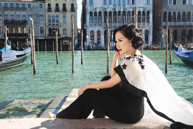 fashionista Tram Nguyen anh 2