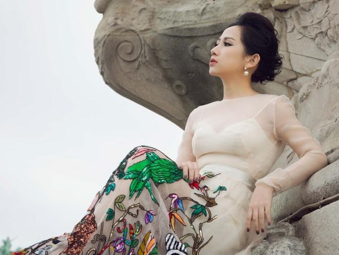 Fashionista Tram Nguyen chi tien ty cho bo anh tai chau Au hinh anh