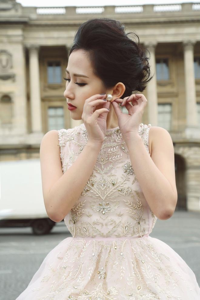 Fashionista Tram Nguyen chi tien ty cho bo anh tai chau Au hinh anh 10