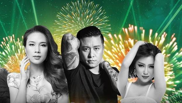 My Tam, Tuan Hung du Heineken Countdown 2016 hinh anh