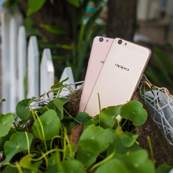 Nhung smartphone Oppo chuyen selfie hinh anh 2